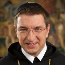 Archabbot Erzabt Dr. Korbinian Birnbacher OSB, St. Peter's Abbey Salzburg