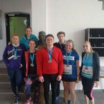 Unser erfolgreiches Team beim Salzburg Marathon 2017